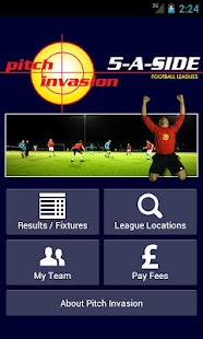 Pitch Invasion 5-a-side - screenshot thumbnail