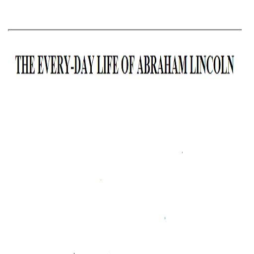 LIFE OF ABRAHAM LINCOLN 書籍 App LOGO-APP試玩