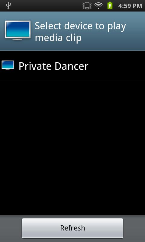 Private Dancer- screenshot