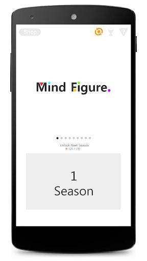 New Brain Puzzle: Mind Figure