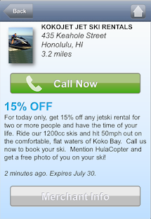 HulaCopter Hawaii- screenshot thumbnail