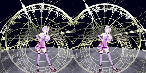 [Cardboard]SPiCa Yuzuki Yukari
