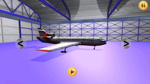驾驶飞机3D