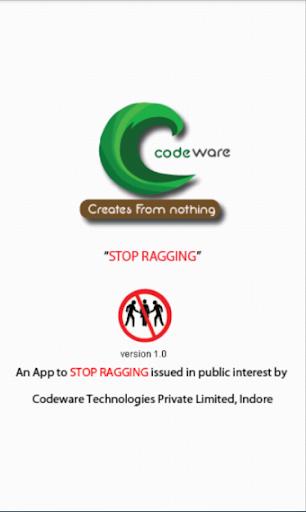 Indore Anti-Ragging App