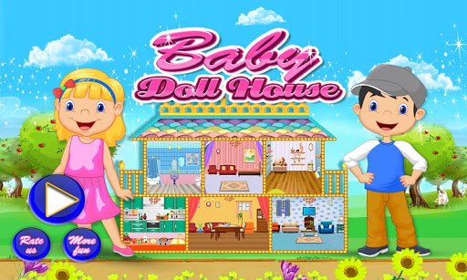 Baby Doll House Fun