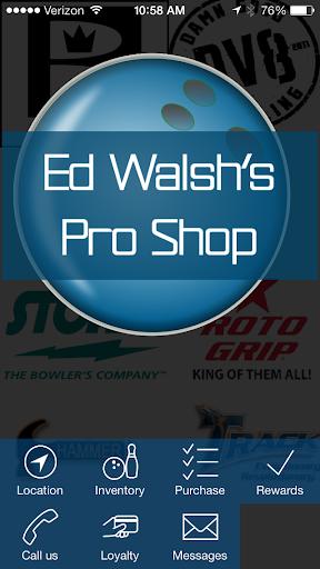 Ed Walsh's Pro Shop