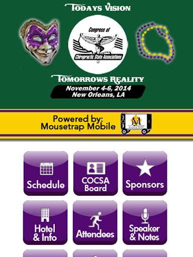 玩商業App COCSA Convention免費 APP試玩
