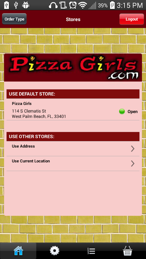 Pizza Girls- screenshot