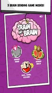 Train my Brain