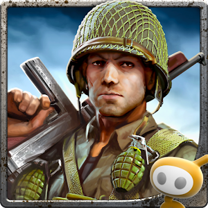 Frontline Commando D-Day Unlimited Glu Coins Apk + Data v1.3.1