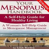 Your Menopause Handbook Pv