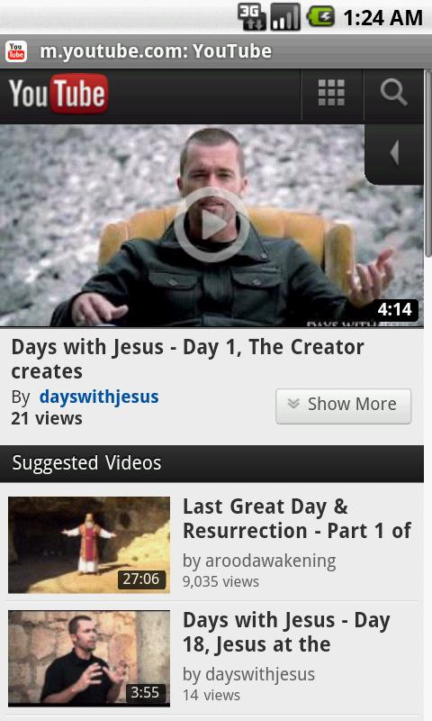 Days With Jesus- screenshot