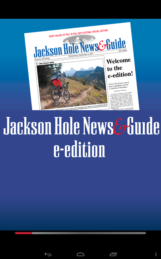 Jackson hole news and guide android apps on google play for Jackson hole travel guide