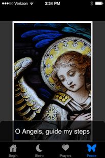 Sleep Soundly in God's Care- screenshot thumbnail