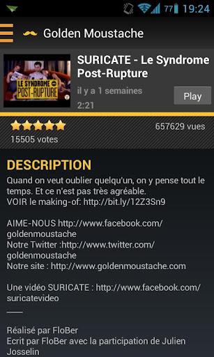 娛樂必備APP下載|Golden Moustache 好玩app不花錢|綠色工廠好玩App