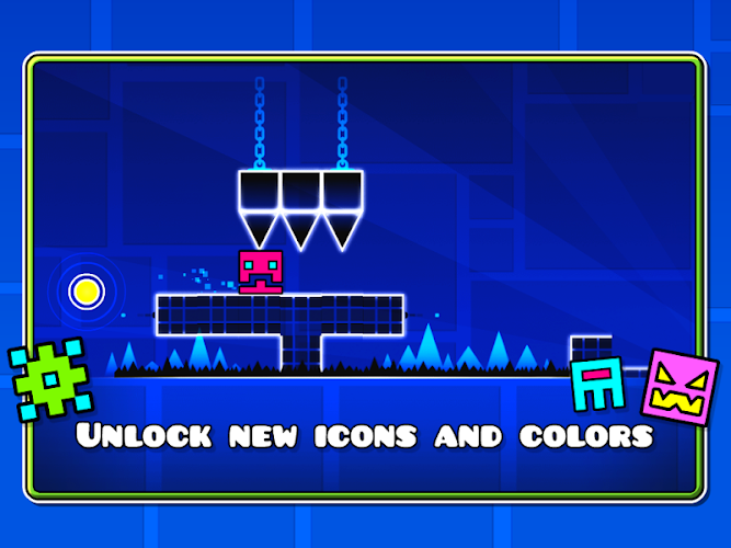 Geometry Dash v1.9.3 APK - screenshot