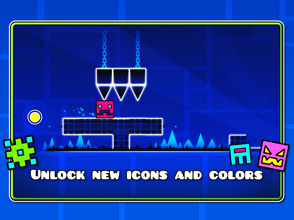 Geometry Dash screenshot #9