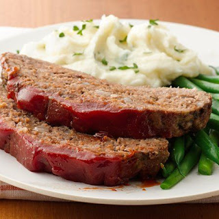 Classic Slow-Cooker Meat Loaf.