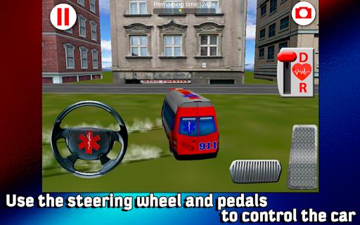 Ambulance Drifter