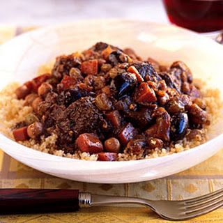 Moroccan Beef Stew.