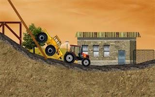Screenshot of Tractor Mania