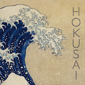 Hokusai, l'App officielle