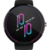 Pop Watch Face