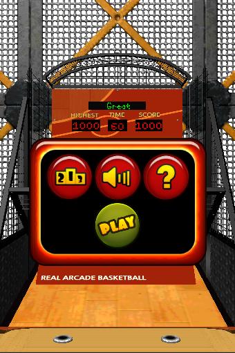 Real Arcade BasketBall