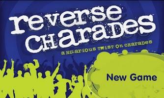 Screenshot of Reverse Charades