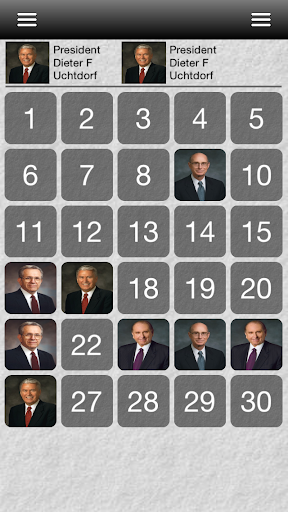 LDS Memory Game
