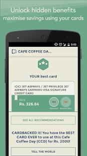 Credit & Debit Card Rewards - screenshot thumbnail