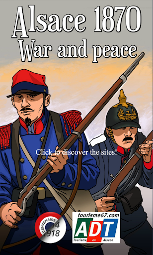 Alsace 1870 War and Peace