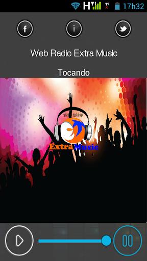 Web Rádio Extra Music