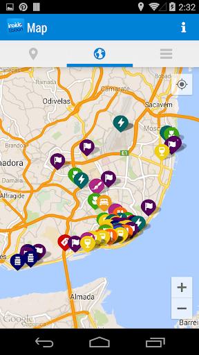 【免費旅遊App】Inside Lisbon - City Guide-APP點子