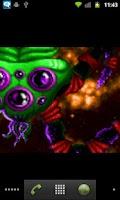 Screenshot of Ur-Quan Masters Live Wallpaper