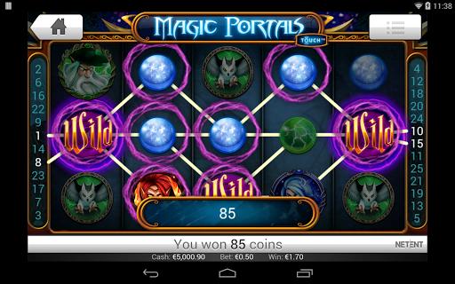 Magic Portal Slots