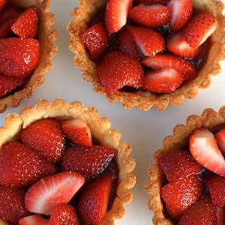 Strawberry Tartlettes.