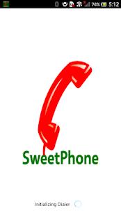 Sweet Phone - náhled