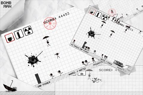 Bomb Man - screenshot