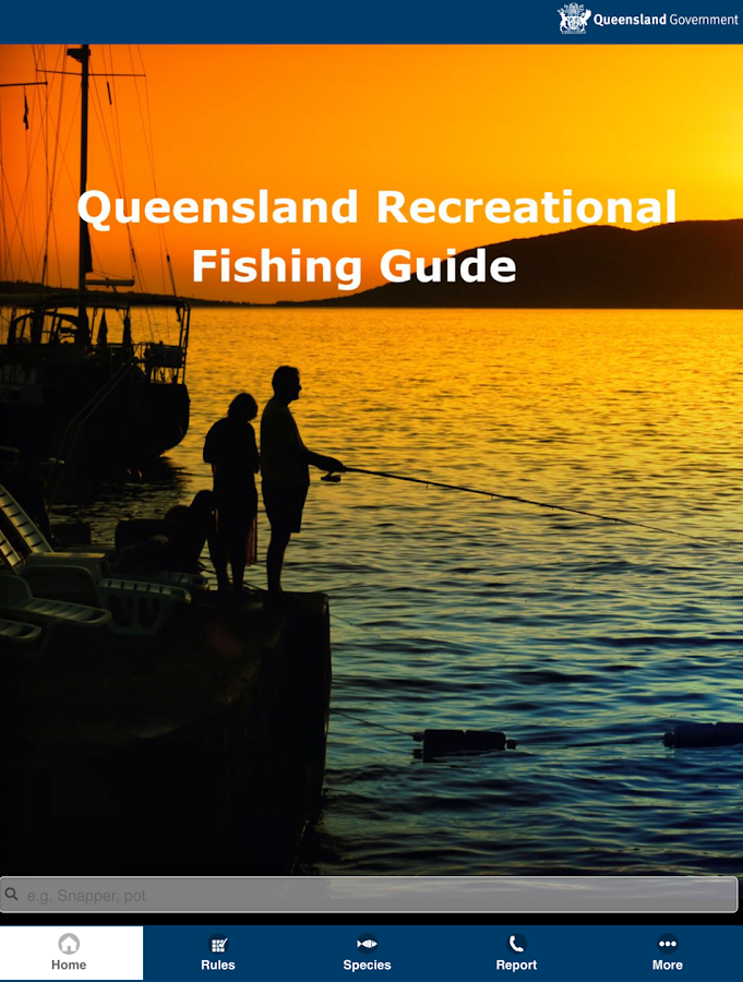 Qld fishing android apps on google play for Fish rules app