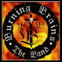 Burning Brains The Band logo