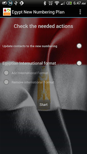 Egypt New Mobile Number Plan