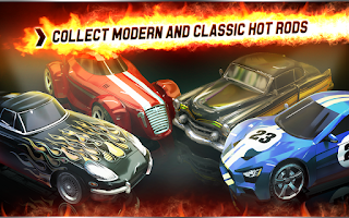 Screenshot of Hot Rod Racers