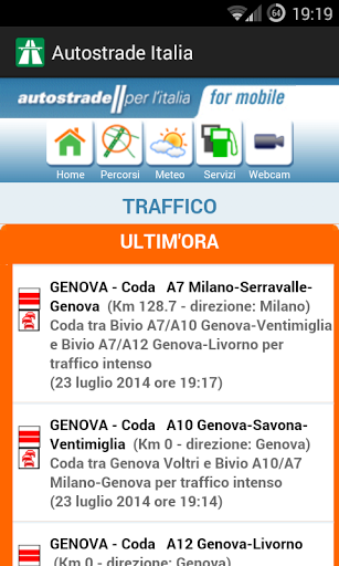 traffico android