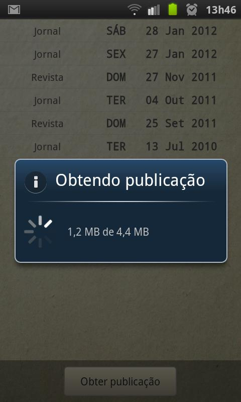 Diário Insular Download- screenshot