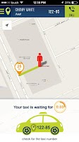 Screenshot of Smart Taxi me