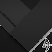 XZ White On Black Theme