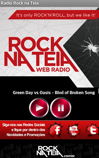 Rock na Teia - Web Radio