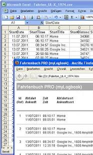 Driver's Log PRO (myLogbook)- screenshot thumbnail