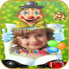 Kids Birthday Photo Frames icon